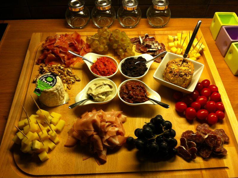 Ap ro entre amis les vins d 39 c t blog for Entree sympa pour repas entre amis