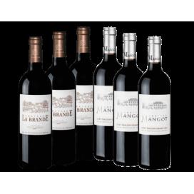 Découverte Château Mangot / La Brande