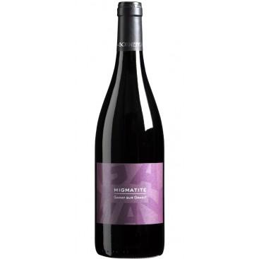 vin rouge biodynamie Migmatite Les vins de la madone, vinsdacote.com